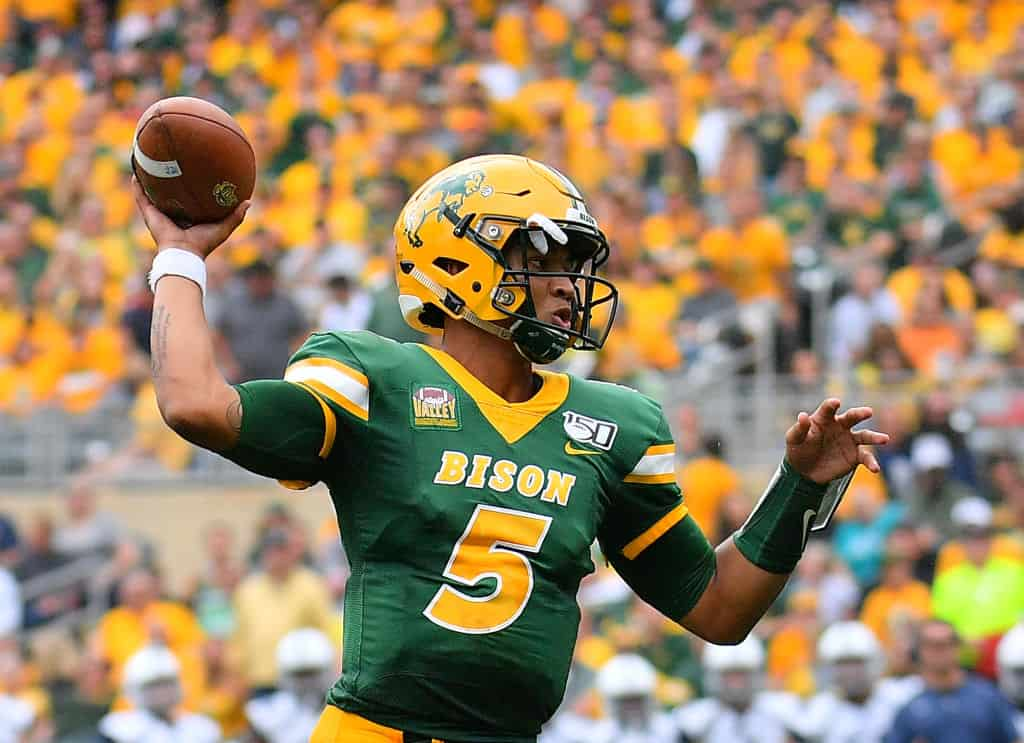 Trey Lance Draft Stock: Could NDSU QB fall to round two of the 2021 NFL Draft?