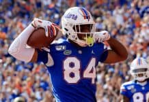 Florida football, Kyle Trask, Kyle Pitts