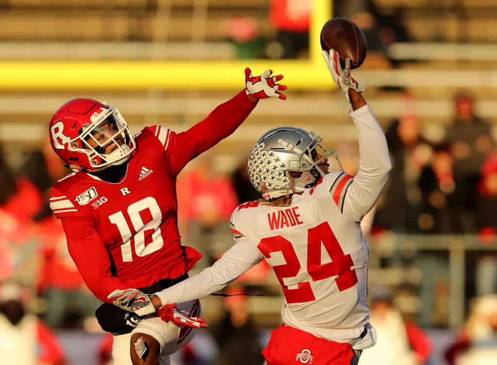 2021 NFL Draft: Shaun Wade is the latest great OSU cornerback