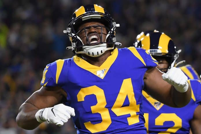 Fantasy Football Waiver Wire Pickups, Week 2: Malcolm Brown sits at top