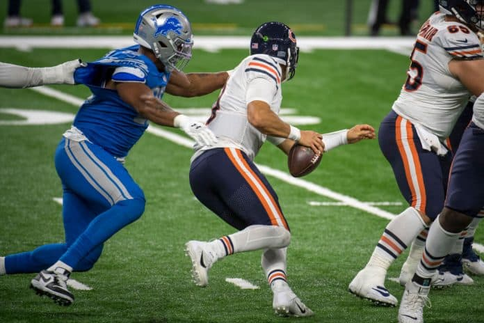 NFL Recap: The Bears are stuck with Doctor Jekyll and Mitch Trubisky