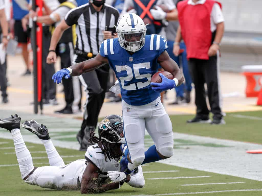 How Marlon Mack's injury affects your fantasy team in 2020 | PFN