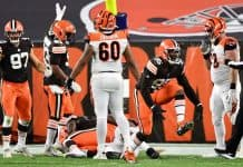 Offensive line overwhelmed as Bengals fall to Browns in Week 2