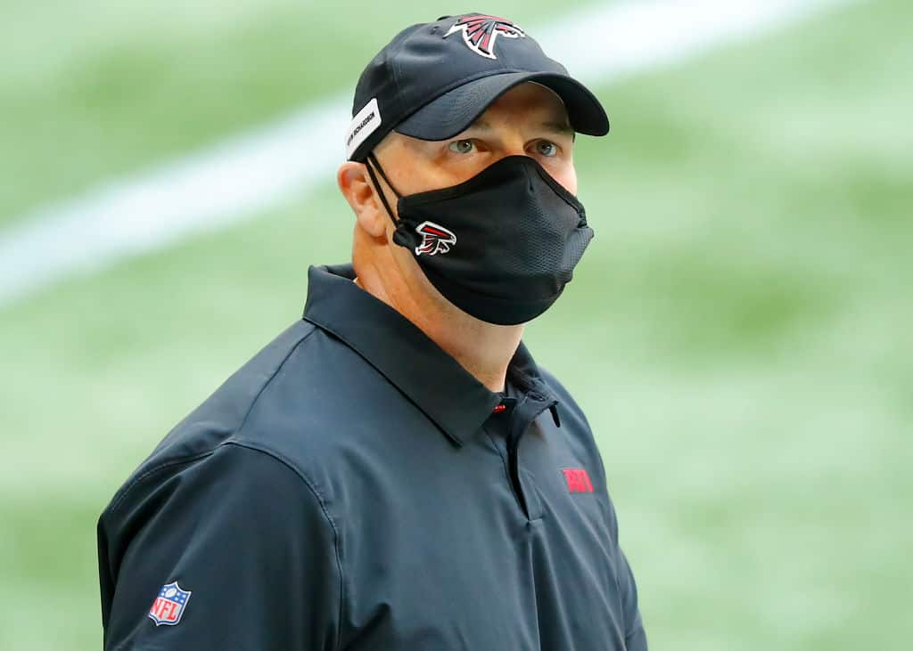 Is it time for the Atlanta Falcons to fire Dan Quinn