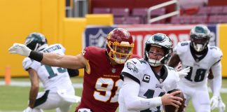 Washington Football Team vs. Philadelphia Eagles: Key Takeaways from Week 1