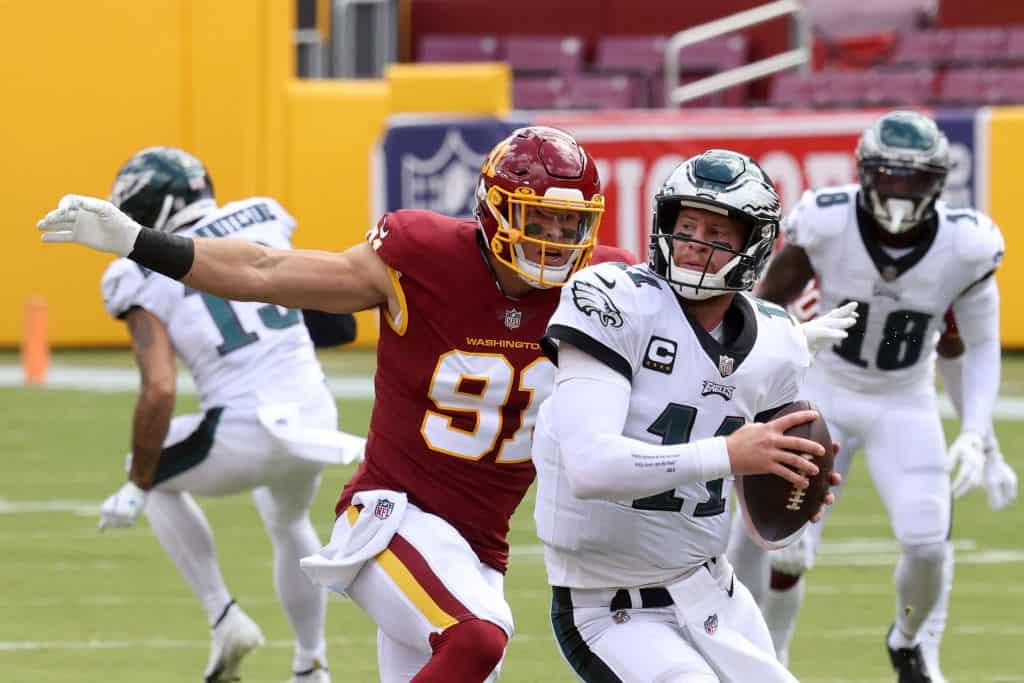 Washington Football Team vs. Philadelphia Eagles: Key Takeaways from Week 1