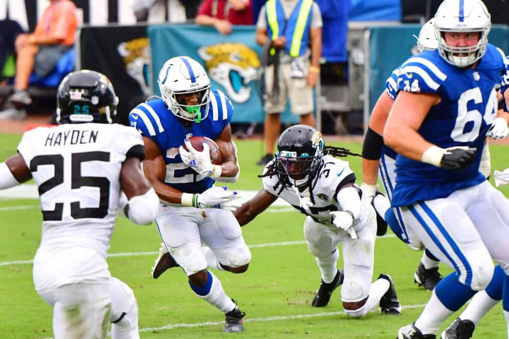 Fantasy Football Week 2 Start/Sit: Is Nyheim Hines trustworthy?