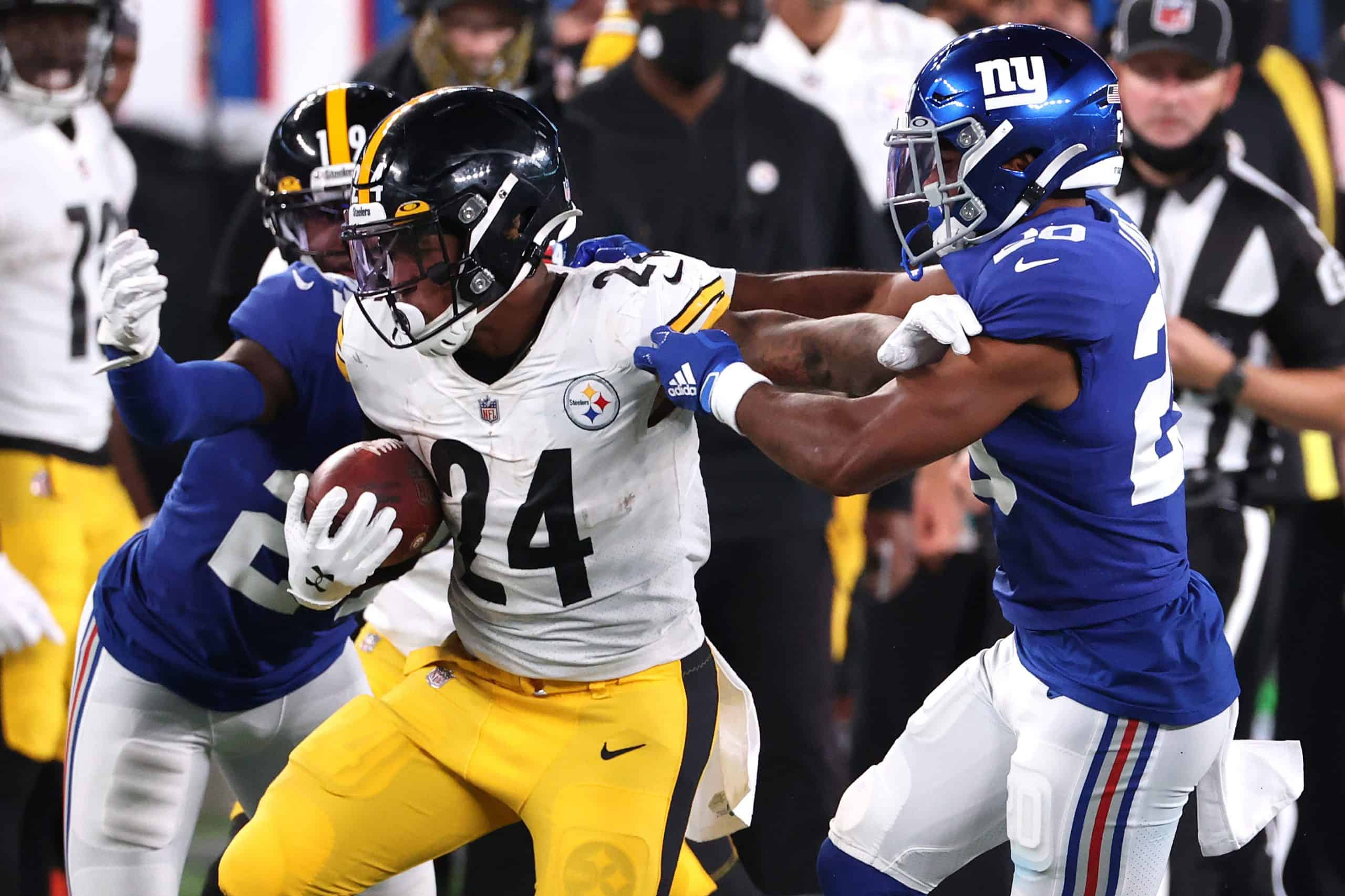 Takeaways from the Steelers victory over the Giants in Week 1