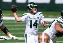 Potential Jets 2021 draft options if they stick with Sam Darnold