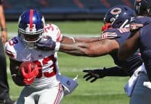 Barkley's replacements for fantasy: Dion Lewis or Wayne Gallman?