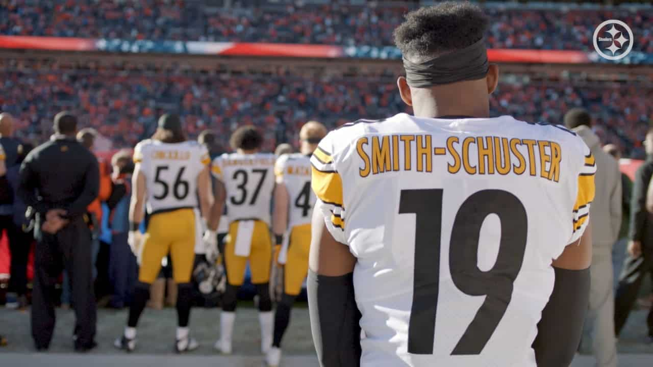 Why Juju Smith-Schuster has earned his 2021 extension with the Steelers