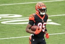 Could Tee Higgins become WR1 in Cincinnati?