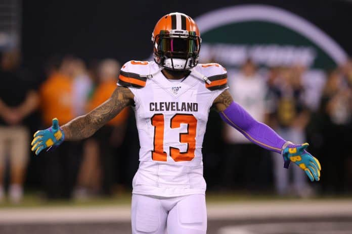 Odell Beckham Jr. Trade News and Rumors: Allbright shoots down reports