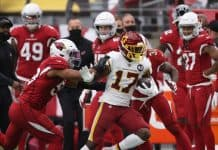 Terry McLaurin was a rare bright spot for Washington in Week 2