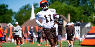Can Antonio Callaway revitalize his career with the Miami Dolphins?