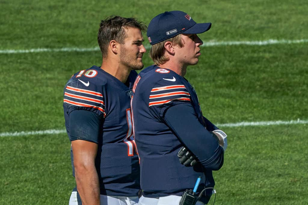 Bears Depth Chart: Can Nick Foles bring fantasy value to the Bears offense?