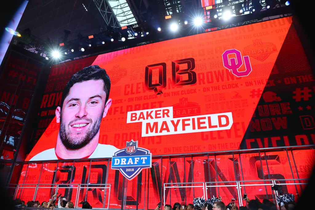 Cleveland Browns 2021 NFL Mock Draft Week 4 Edition
