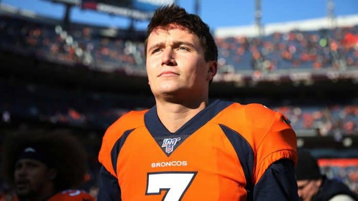 Is Drew Lock capable of leading Denver to the playoffs in 2020?