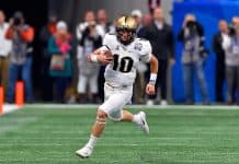 Can UCF quarterback McKenzie Milton return to NFL Draft stage?