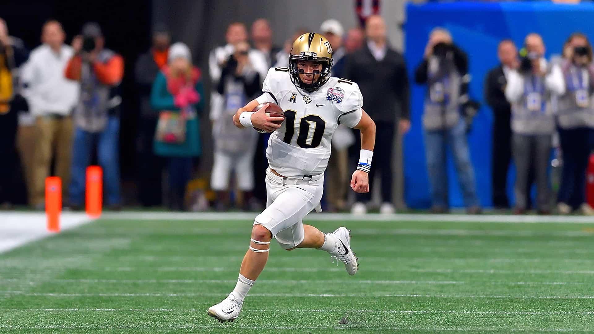 Can UCF quarterback McKenzie Milton return to NFL Draft stage?