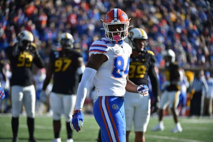 NFL Draft Stock Report: Kyle Pitts highlights Pauline's Week 4 Risers