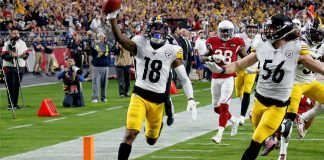 RAS: Steelers WR Diontae Johnson a breakout candidate