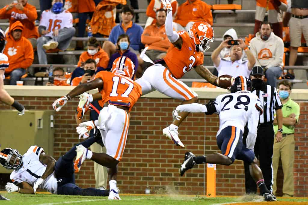 Amari Rodgers impressing early on in Clemson's season