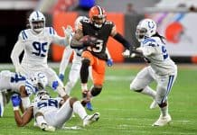 Cleveland Browns WR Depth Chart: Are there fantasy options without Odell Beckham Jr?