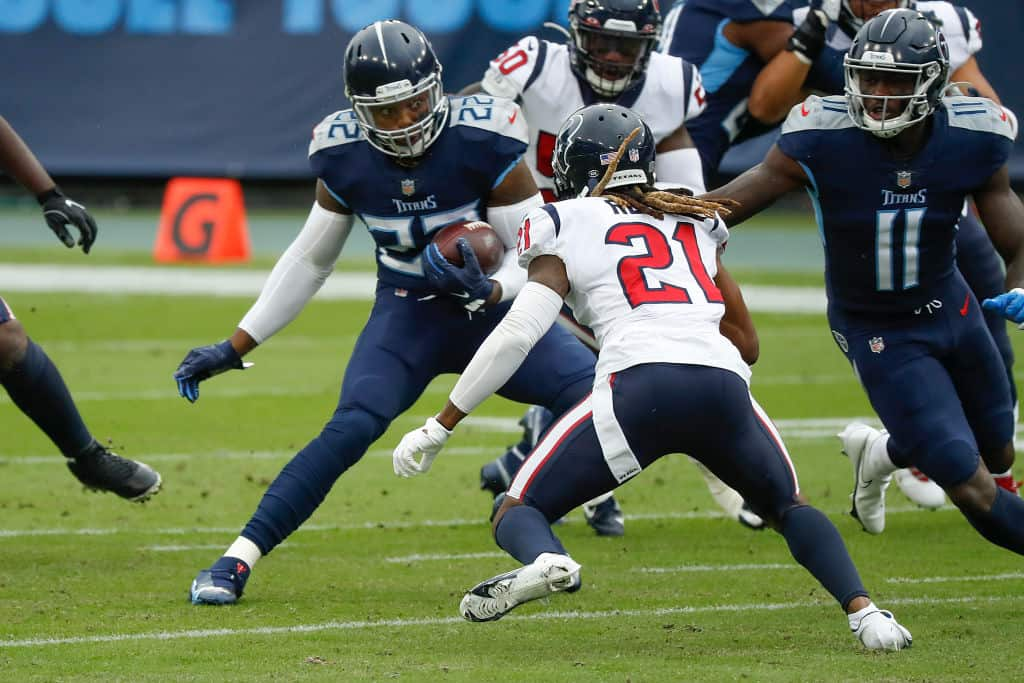 NFL Stats That Matter: Derrick Henry and Ryan Tannehill keep the Titans offense balanced