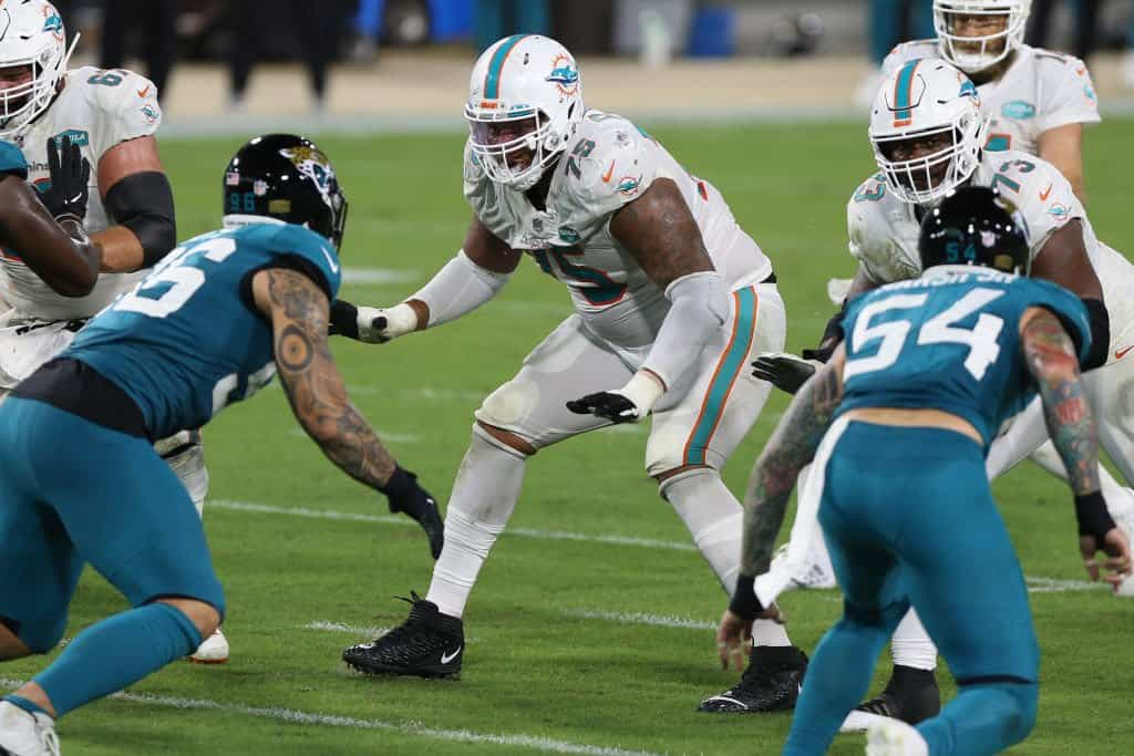 The Dolphins offensive line is more athletic, but is it better?