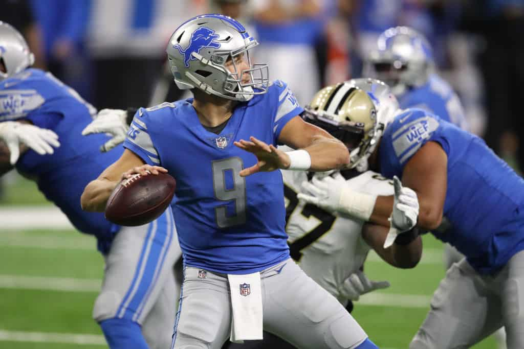 Fantasy Football Start/Sit Week 7: Doubling down on a pair of Lions