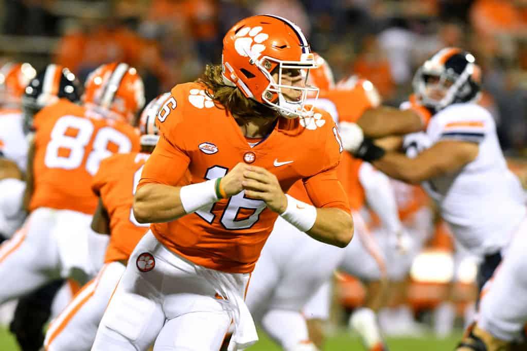 Spooner's 2021 First Round NFL Mock Draft