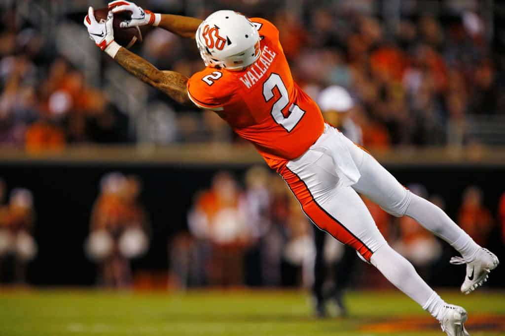 Tylan Wallace, WR, Oklahoma State - NFL Draft Player Profile | PFN