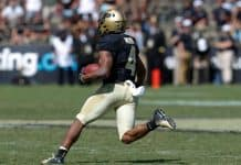 Rondale Moore NFL Draft, Purdue wide receiver