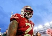 Marvin Wilson NFL Draft Player Profile, Florida State defensive tackle