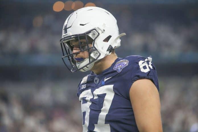 Pat Freiermuth NFL Draft Player Profile