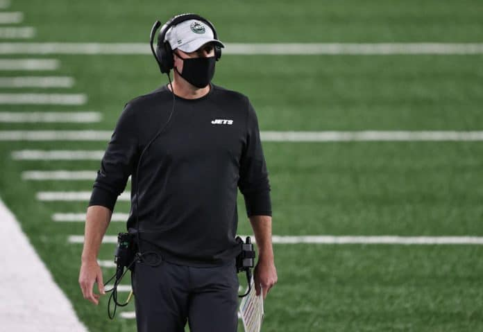 Could New York Jets head coach Adam Gase be fired as soon as November 1?