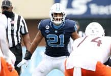 Chazz Surratt, LB, UNC - NFL Draft Player Profile