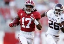 Jaylen Waddle, WR, Alabama - NFL Draft Player Profile