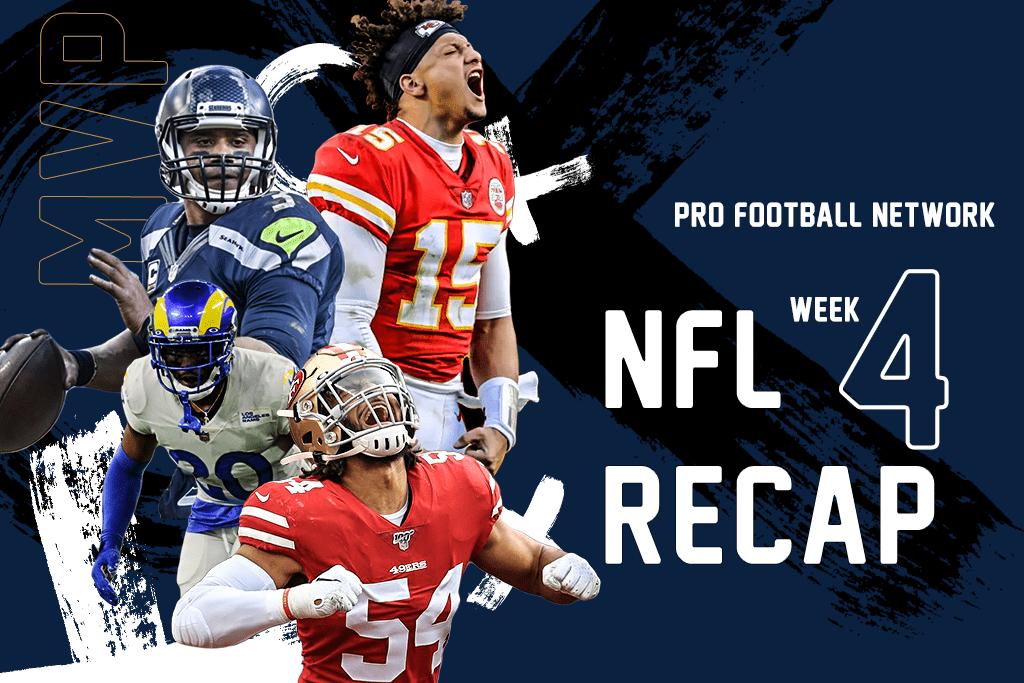 NFL Week 4 Recap: Joe Burrow, Dak Prescott, and more action from Sunday