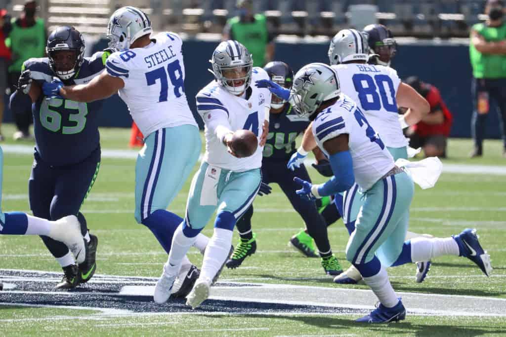 NFL DFS: Week 4 Cash game and GPP picks