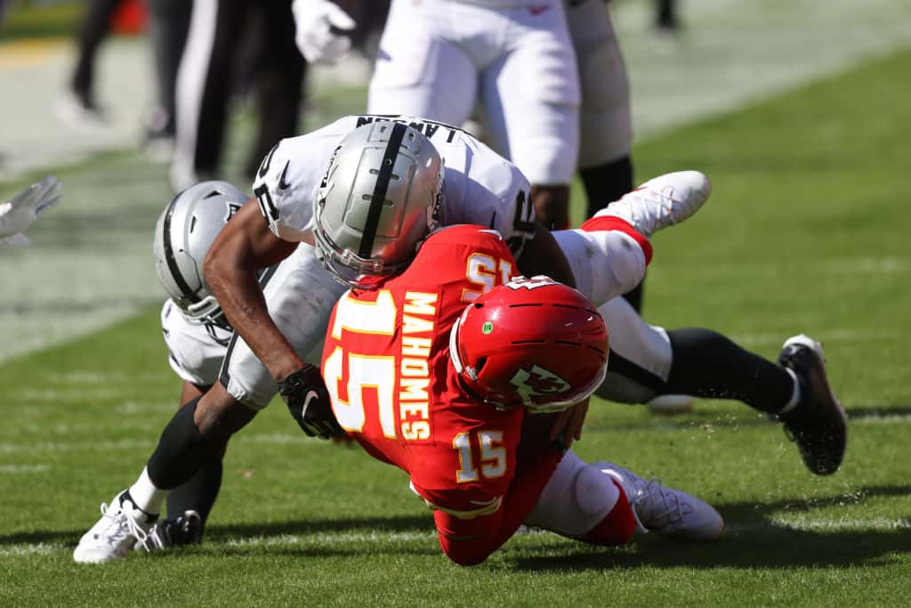 NFL Week 5 Recap   How the Chiefs' loss changes the AFC Super Bowl picture
