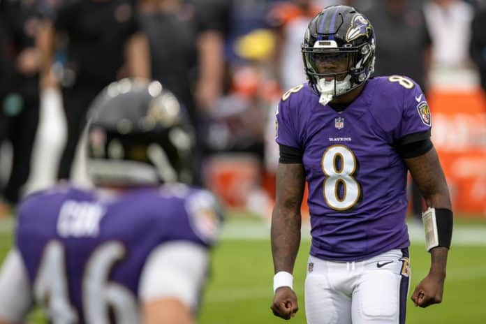 NFL Scores Last Night and Matchups for Week 6