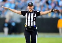 Who is Sarah Thomas? The story behind the NFL's only female official