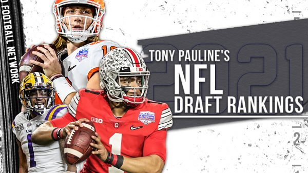NFL Draft Prospects 2021: Pauline's updated big board, player rankings