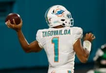 Tua Tagovailoa's fantasy football stock is on the rise