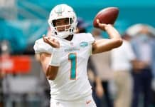 Why are the Dolphins giving Tua Tagovailoa his first NFL start in Week 8?