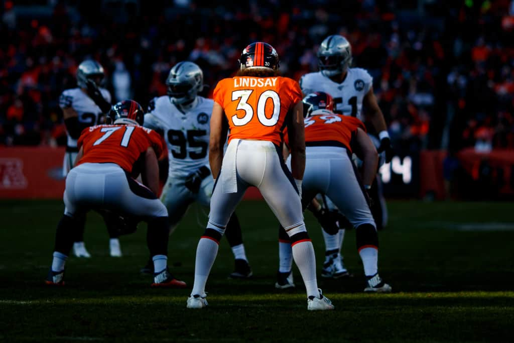 Broncos Depth Chart: Is there any fantasy value for Denver in Week 6?