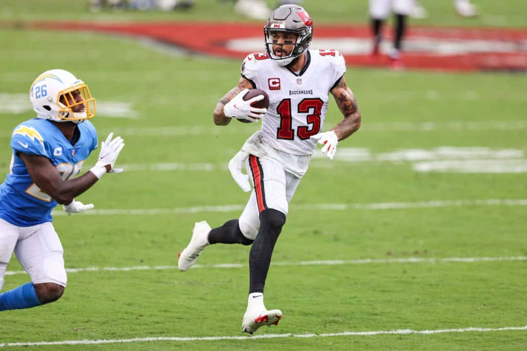 Which Buccaneers wide receivers can you trust for fantasy on Thursday night?