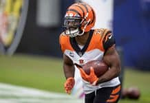 Giovani Bernard Fantasy Outlook: Can you trust him with Joe Mixon out?